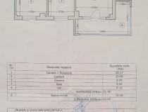 Apartament 3 camere sud Chiajna, Ilfov