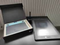 Set tablete grafice editare foto desen Wacom
