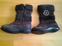 Brown Leather - cizme copii mar. 24