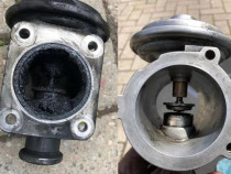 Curățare valve egr, clapete acceleratie, galerii admisie