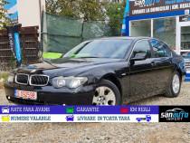 BMW 730d / 2004 / 3.0d / Rate fara avans / Garantie