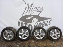 Jante Aliaj Peugeot / Volvo R17 5x108 + cauciucuri de iarna