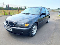 BMW 316i 2002 Facelift Impecabil 196.000 km reali