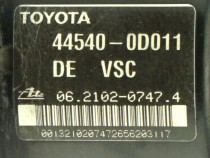44540-0d011 abs toyota 06.2102-0747.4 abs yaris