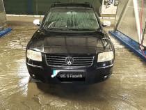 VW Passat Black Edition Facelift
