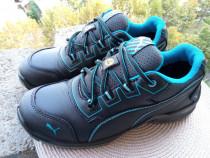 Pantofi protectie noi Puma, mar 41, UK 7 (24.5 cm) made in G