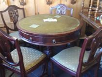 Masă poker plus scaune