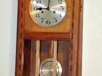 Ceas de perete cu pendula Haller - Benzing