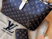 Set Louis Vuitton new model (geantă si portofel)Franța