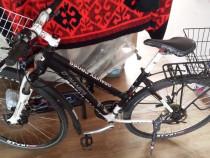 """Bicicleta Al Full Disk Ulei mineral  de oras 28"""""""