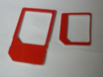 Rama, rame cartele SIM, adaptor decupat micro / nano SIM