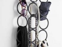 Umeras, cuier multifunctional pentru esarfe, fulare, cravate