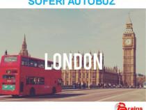Angajam Soferi de Autobuz in Londra(U.K.)