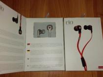 Casti hands-free Noontec Rio Hi-Fi In Ear Cu Mic / Sigilate