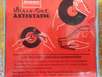 Disc vinil antistatic set