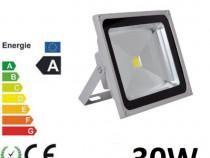 Proiector Plasma LED Super Slim 30W Proiectoare Exterior