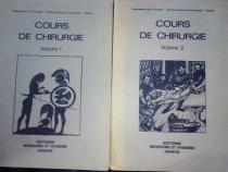 Cours de chirurgie,Vol. 1+2 , 1980