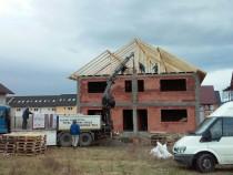 Construim case rosu/gata,subzidiri,acoperisuri rapid,ieftin