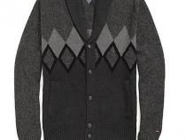 Pulover/ Cardigan Tommy Hilfiger barbati, NOU, 100% Original