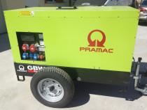 Inchiriere generator curent trifazat