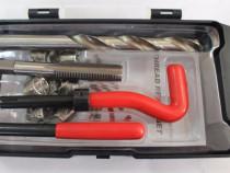 Trusă de reparat filet - M12*1.5*16.3-mm, 15-buc