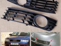 Set grile proiectoare noi pt Audi A4 B6 01-05