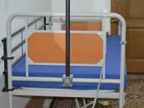 Pat medical electric pentru persoane dizabilitati locomotor
