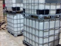 Bazin rezervor butoi 1000 litri cub IBC