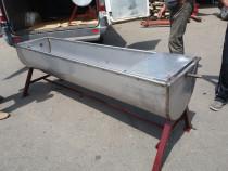 Adapatoare din inox pentru animale(vaci,cai,porci etc)