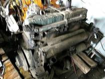 Dezmembrez motor de buldozer hanomag k12 .
