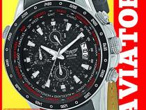 Aviator avw7770g78 nou original pret mic cadou barbat ceas