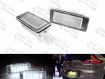 Set lampi LED numar Renault Espace MK4 , Scenic MK2, Laguna