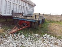 Remorca platforma groenewegen