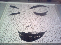 Tablou decorativ mozaic