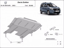 Scut motor metalic Dacia Dokker