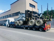 Transport utilaje Neamt