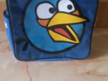 Ghiozdan pt gradinita cu Angry Bird