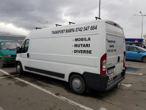 Transport marfuri generale si mutari de locuinte