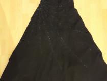 Rochie neagra (nasa,nunta, ) pret redus