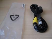 Cablu audio video Casio Exilim EX-H10 J1100E010 HDE 12PinAV