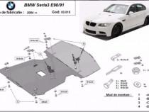 Scut motor metalic BMW Seria 3 E90/91 dupa 2004 autolux
