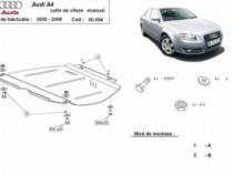 Scut metalic cutie de viteze manuala Audi A4 3 2005 - 2008 -