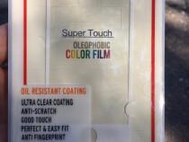 Folie protectie oleophobic pentru iPhone 5/ 5s/ 5c/ SE