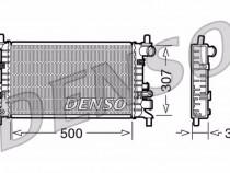 Radiator racire Ford Escort V 1.3 benzina 1990 - 1992