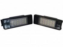 Lampa LED pentru Numar, Citroen C4 3D Hatchback autolux