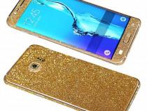 Folie Autoadeziva Samsung Galaxy Samsung S7 Fullset Gold