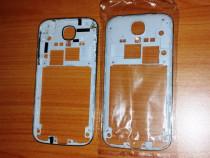 Rama cromata NOUA mijloc Samsung Galaxy S4 I9500 I9505