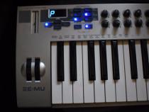 E-MU Xboard 25 midicontroller Roland Yamaha Korg Akai