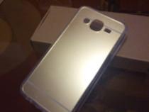 Husa silicon oglinda telefon Samsung J5 2015,2016 si 2017