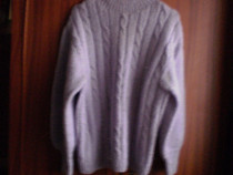 3 pulovere pufoase pentru femei